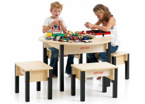 Lego Tisch rund