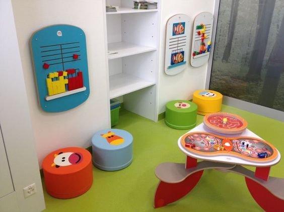 Kinderspielzimmer einrichten