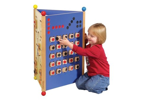 Spielwand System