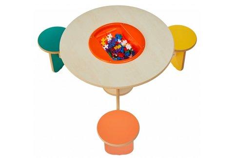 Kinderspielmöbel mit 3 Sitzen