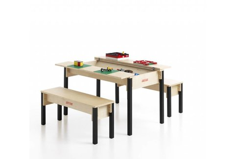 Kinderspieltisch Holz