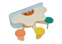 Designer Kinder Spieltisch