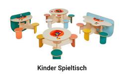 Kinder Spieltisch
