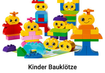Spielsteine fuer die Kinderecke