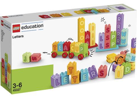 LEGO DUPLO Buchstaben