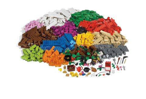 LEGO Grundkasten