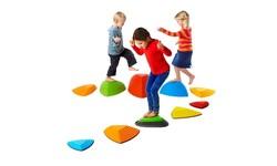 Gleichgewichtsspiele und Balance Spiele für Kinder und Kleinkinder