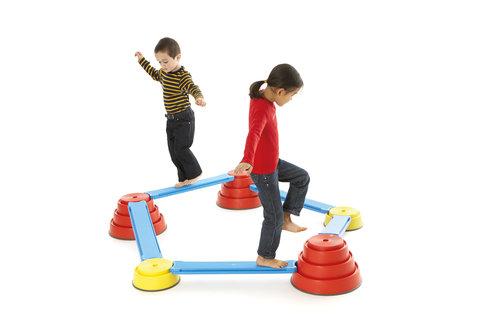 Balance Parcours Kinder
