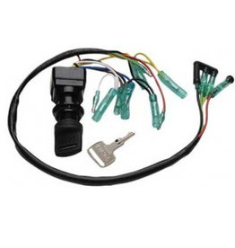 RecMar Imitation Yamaha (Parsun) ignition switch - Choice: with or without push to choke