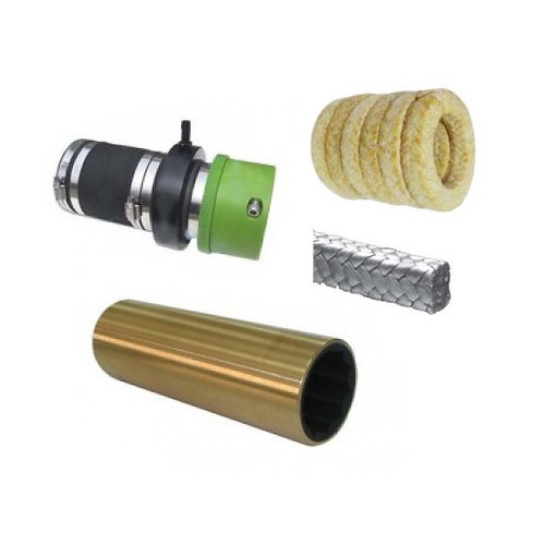 Propeller Shaft Bearings -Brass Bearings / Bushings and Shaft Seals / Grease Cord