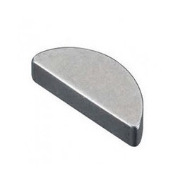 RecMar Yamaha impeller sleutel, voor impeller GLM89920, GLM89624 Bestelnummer: REC90280-04M04 Gelijk aan: SIE18-3301 OEM: 90280-04M04-00