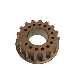 RecMar Mercury / Tohatsu / Parsun Driver pulley 8 / 9.8 / 9.9 pk 43-834955001, 834955001, 3V1-10060-0