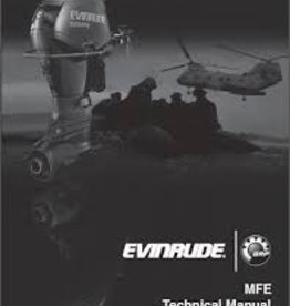 Evinrude Service Manual / techincal Manual 55MFE