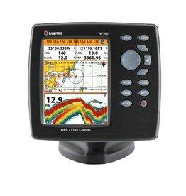 Samyung Fishfinder / Navigatie (SAMYUNG GPS-PLOTER-SONDA NF560)