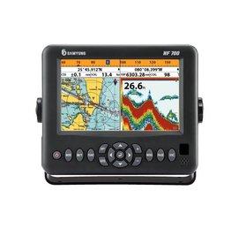 Fishfinder / Navigatie (SAMYUNG GPS-PLOTER-SONDA NF700)