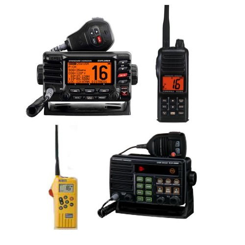 Communication / VHF / Walkie Talkie