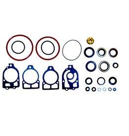 RecMar Mercury / Mariner Gearcase seal kit 75/80 hp 4 cyl, 90/115/140 hp 6 cyl, V150 / V175 / V200 / V225 26-55682A1