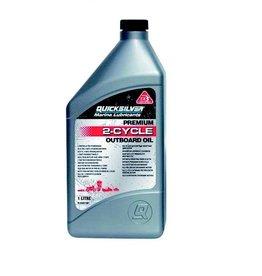 1L bottle Outboard engine 2-stroke oil TCW-3 1L. (92-858021K01)