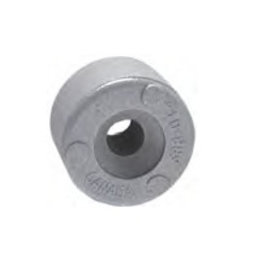 Martyr Round anode 24.5 mm, 11/13 thickness Zinc or Aluminum for all brands