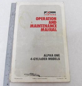 Uitgelezene Buitenboordmotor werkplaats handboek nodig? bestel - Allesmarine.nl JR-63