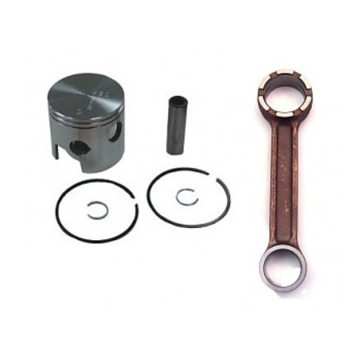 Mercury / Mariner Pistons, Piston Rings and Connecting Rods