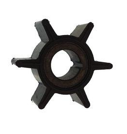 RecMar Mercury/Tohatsu/Evinrude Impeller 3 tot 5 pk 2T + 2,5/4/5/6 pk 4T 1cil (47-161543, 369-65021-1, 5040180)