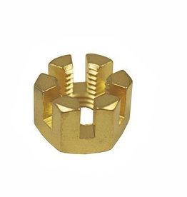 RecMar Yamaha / Mercury / Mariner / Tohatsu / Parsun Prop Nut 4 to 15 HP (90171-10M01, 11-16147Q, 16147)