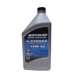 1L bottle of 4-stroke oil (10W-30) | (RM92-858045K01)