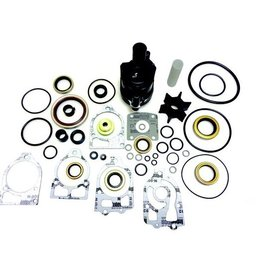 Mercruiser Sea water pump service kit MC-1/R/MR/ALPHA ONE with serial #622557 and up