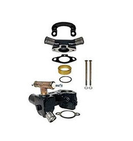 RecMar Mercruiser Thermostaat housing kit V6 and V8 87290A23 / 16413A3