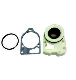Mercruiser/OMC/Johnson/Evinrude Water pump base with flush screw hole 46-48748A1