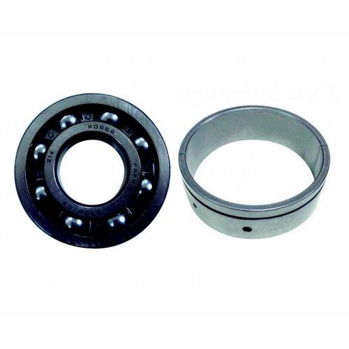 Johnson / Evinrude Crankshaft Bearings (Splits Sleeve en Lower Crank)