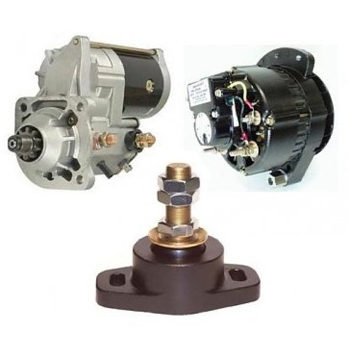 Caterpillar Startmotor, Dynamo, motor steun, spruitstuk (overige)