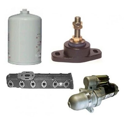 Cummins Startmotor / Motor steun / Spruitstuk / Filter (overige)