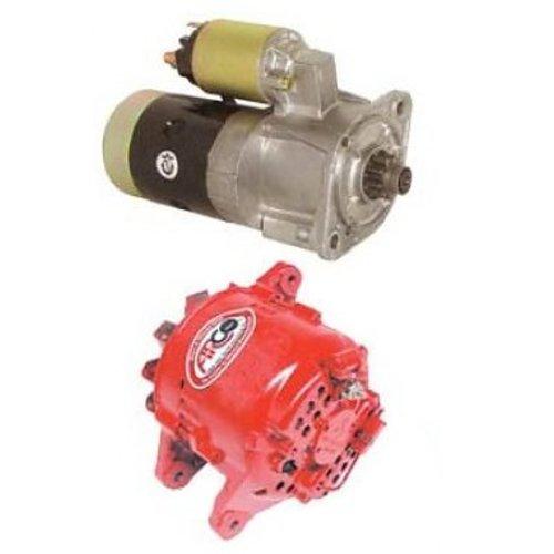 Westerbeke Startmotoren / Dynamo's