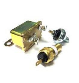 RecMar Mercruiser/OMC Complete Temperature & Oil Pressure Warning Kit (REC41400)