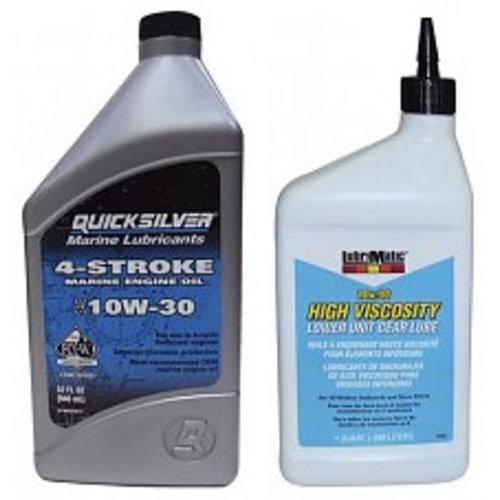 Tohatsu Buitenboordmotor Olie en Staartstuk Olie