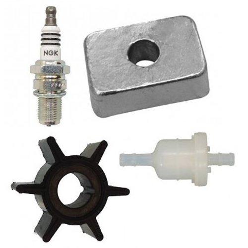 Tohatsu/Mercury Onderhoud kit voor modellen MFS4 MFS5 MFS6