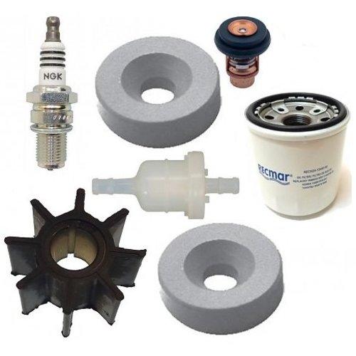 Tohatsu/Mercury Onderhoud kit voor modellen MFS9.9 MFS15 MFS18