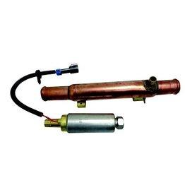 RecMar Mercruiser Electric Fuel Pump & Cooler 4.3 MPI, 5.0 MPI, 350 MAG MPI, MX6.2 MPI (861156A03, 8M0125852)
