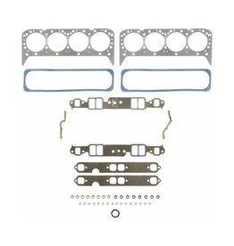Fel-Pro Mercruiser/Volvo/OMC/General Motor Cylinder Head Gasket Set AQ200 (200 hp); AQ211 (210 hp); AQ225 (225 hp); AQ231 (229 hp); BB225 (225hp); BB231 (229 hp); 500 DP (187 hp); 500 DP (190 hp); 501, 501 DP (204 hp); 501, 501 DP (205 hp)