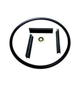 RecMar Volvo HEAT EXCHANGER GASKET KIT Diesel TMD 31L-A, 41L-A; TAMD 31P-A, L-A, M-A; 41P-A, L-A, M-A, H-A; AD 31P-A, L-A, 41 P-A, L-A; D 41 L-A