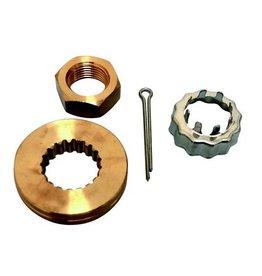 RecMar OMC/Volvo/Mercruiser Prop nut kit (GLM22252+GLM22185)