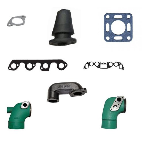 Volvo Penta Elbows, Exhaust and Other Parts