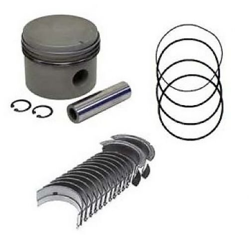 Volvo Penta Pistons, Piston Rings, Bearings, Intake and Exhaust Valves