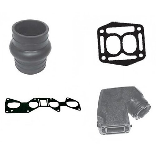 OMC 4 Cylinder Exhaust System Other Parts