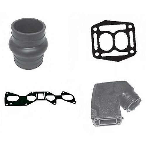 OMC 6 Cylinder Exhaust System Other Parts