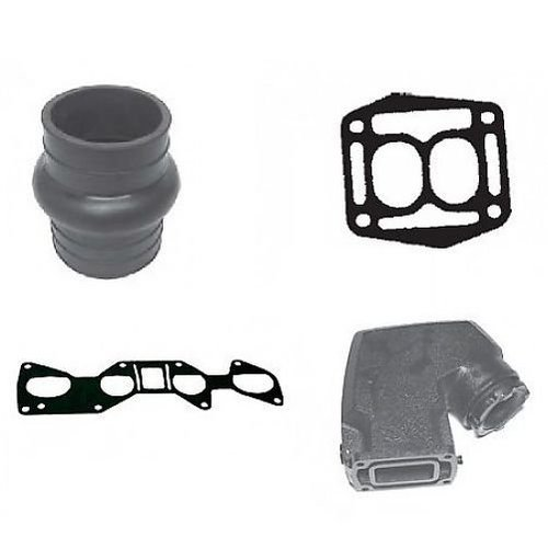 OMC 8 Cylinder Exhaust System Other Parts