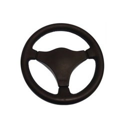 Golden Ship Steering Wheel 'Beach'