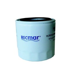 "RecMar Water separating fuel filter 25 micron 3 3/4 ""(REC35-802893Q)"